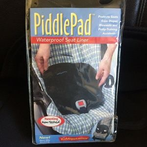 Piddlepad Coverage for Potty Training